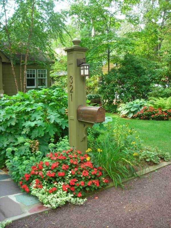 mailbox ideas and design