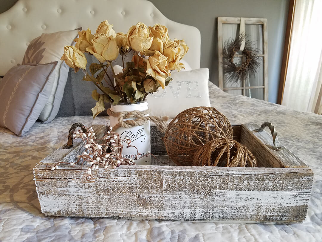 Fall Coffee Wallpaper 33 Best Farmhouse Style Tray Decor Ideas And Designs For 2019