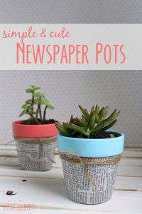 30 Best DIY Flower Pot Ideas and Designs for 2019