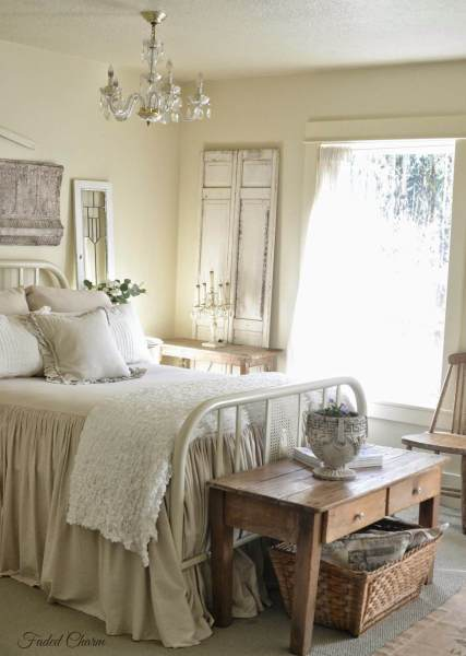 french bedroom curtains 30 Best French Country Bedroom Decor and Design Ideas for 2019