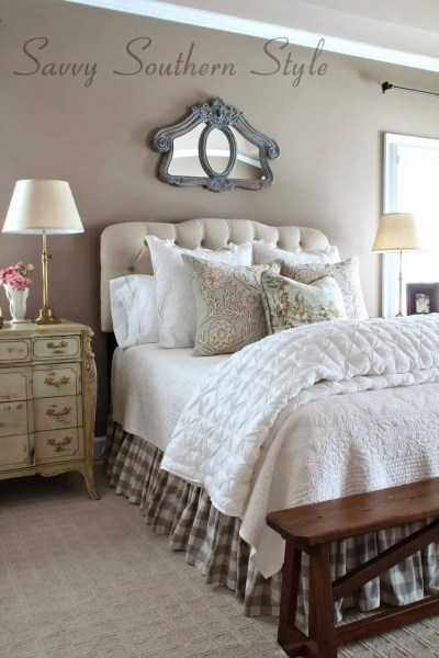 country farmhouse bedroom decorating ideas 30 Best French Country Bedroom Decor and Design Ideas for 2019