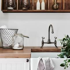 Kitchen Wire Shelving White Bar Stools 34 Best Farmhouse Laundry Room Decor Ideas And Designs For ...