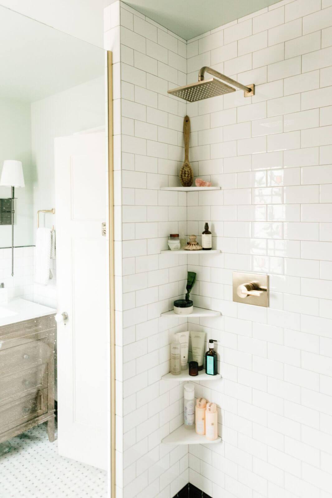38 Best Corner Storage Ideas And Designs For 2019
