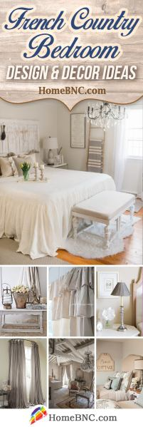 french style bedroom decorating ideas 30 Best French Country Bedroom Decor and Design Ideas for 2019