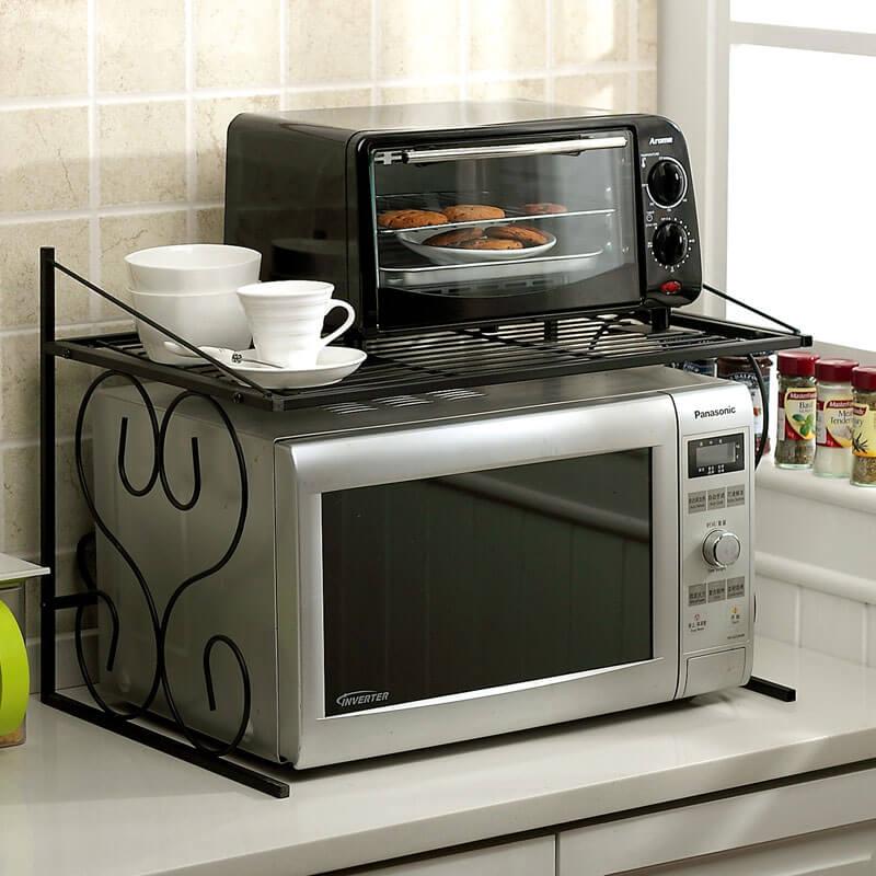 34 best kitchen countertop organizing