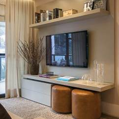 Living Room Decor Inspiration 2018 Interiors Indian Images 25 Best Small And Design Ideas For 2019 7 Extra Seating Tucked Away Under The Tv