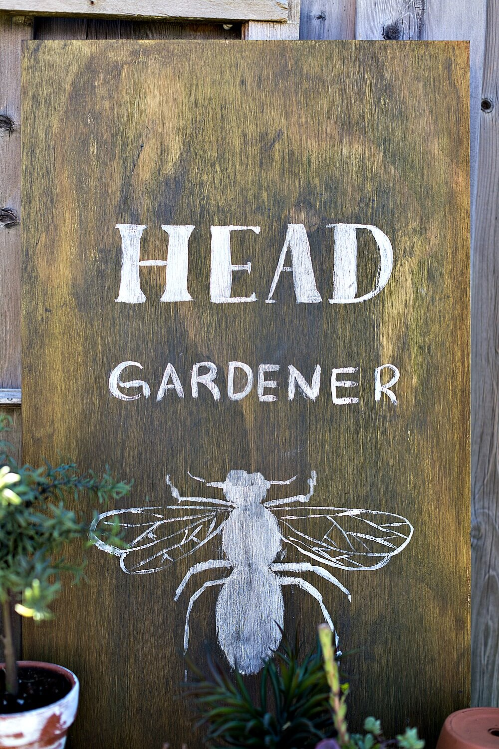 35 Best Garden Sign Ideas and Designs for 2019