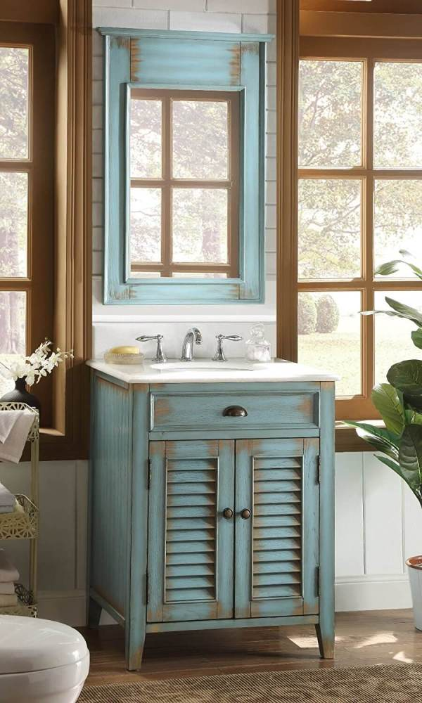 Cottage Style Bathroom Ideas And Design 2019