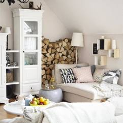 Ideas For A Small Living Room Pictures Black And White Themed 25 Best Decor Design 2019 Wide Chaise Restful Nap