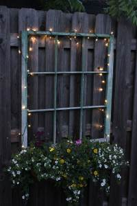 32 Best Old Window Outdoor Decor Ideas and Designs for 2018