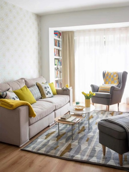 decorating idea small space living room 25+ Best Small Living Room Decor and Design Ideas for 2019