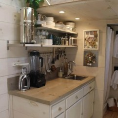 Small Kitchen Decor Outdoor Shed 30 Best And Design Ideas For 2019 No Cupboards Problem