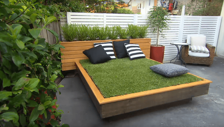 do it yourself patio chair cushions and a half chaise 29 best diy outdoor furniture projects ideas designs for 2019 bed of grass billet