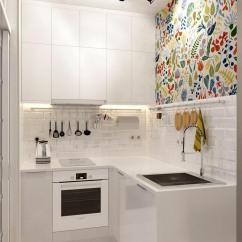 Small Kitchen Decor Pull Out Shelves 30 Best And Design Ideas For 2019 Splashes Of Colorful Designs Within Tiny Space
