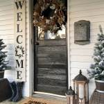 50 Best Rustic Farmhouse Wreath Ideas And Designs For 2021