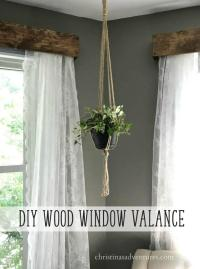 26 Best Farmhouse Window Treatment Ideas and Designs for 2018