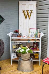 27 Best Old Door Outdoor Decor Ideas and Designs for 2018