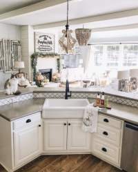 26 Farmhouse Kitchen Sink Ideas and Designs for 2018