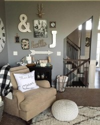 33 Best Rustic Living Room Wall Decor Ideas and Designs ...