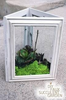 Diy Indoor And Outdoor Succulent Planter Ideas