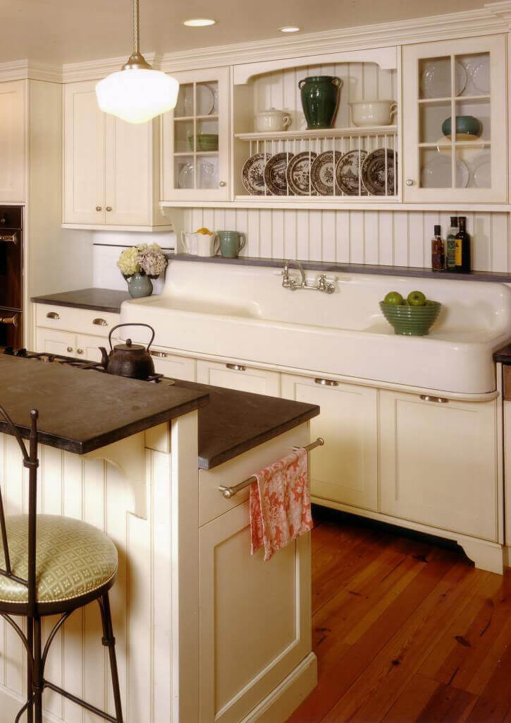 farm kitchen sink faucets lowes 26 farmhouse ideas and designs for 2019 with triple wide sideboard