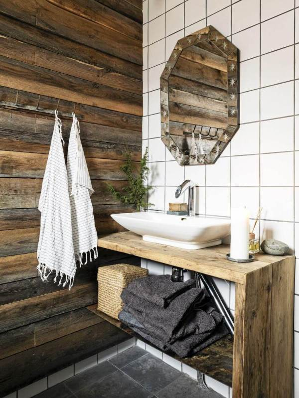 Rustic Bathroom Vanity Ideas And Design 2019