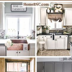 Kitchen Backsplashes Cabinets Organizers 8 Best Farmhouse Backsplash Ideas And Designs For 2019
