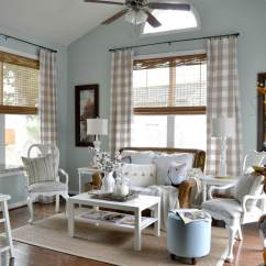 How To Design Curtains For Living Room Rustic Table Sets 12 Best Curtain Ideas And Designs 2019 2 Maxi Length Gingham Warms It Up
