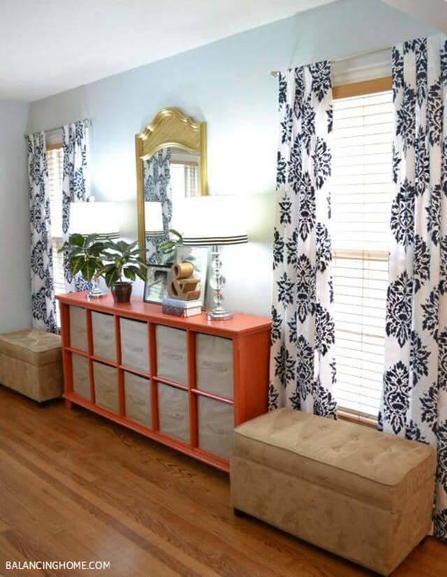 curtain design in living room small without sofa 12 best ideas and designs for 2019 3 alternating damask a statement shade