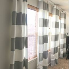 Curtains For Small Living Room Decorative Ideas Walls 12 Best Curtain And Designs 2019 7 Big Bold Stripes From Ceiling To Floor