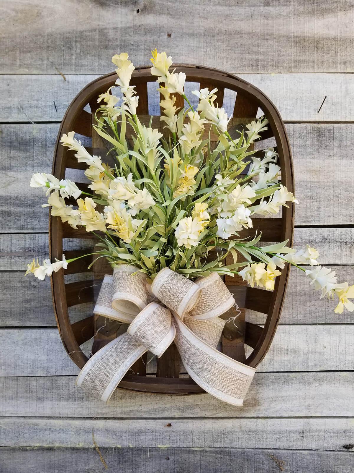14 Best Farmhouse Style Flower Arrangements Ideas and