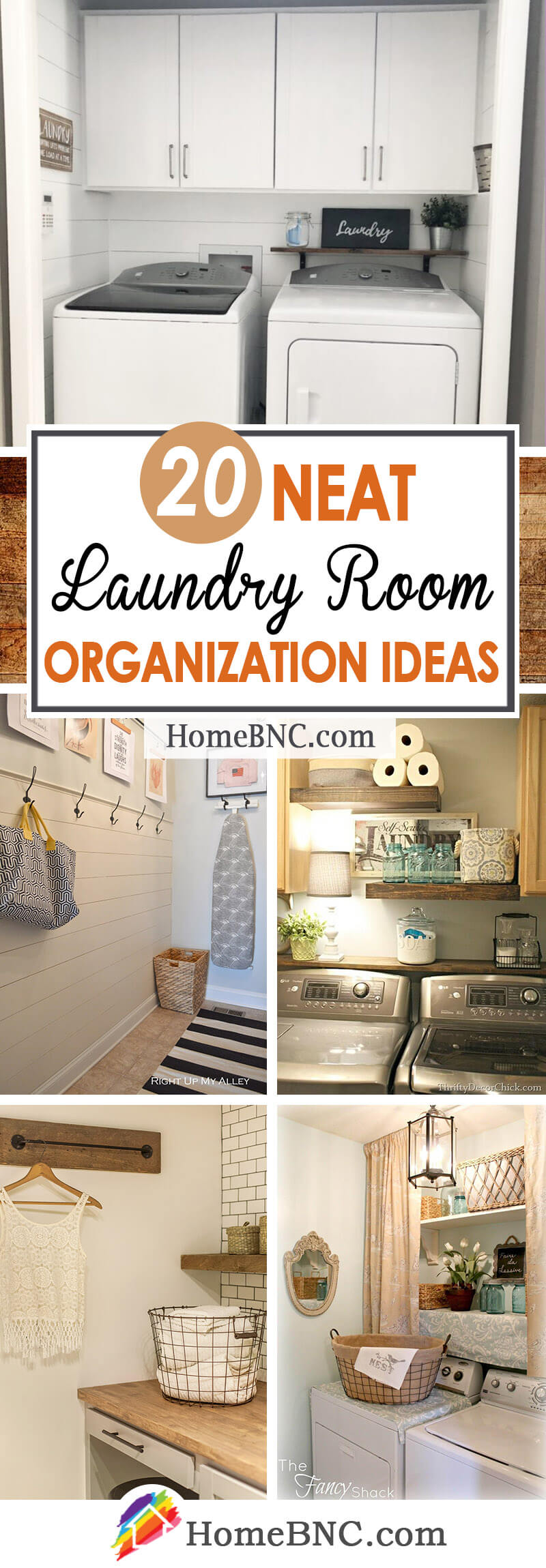 20 organization ideas that will make you fall in love with your laundry room