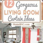 12 Best Living Room Curtain Ideas And Designs For 2021
