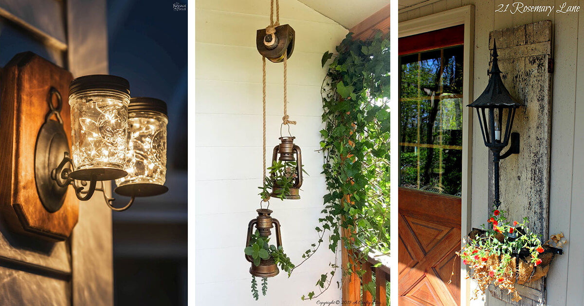 16 best porch lighting ideas and