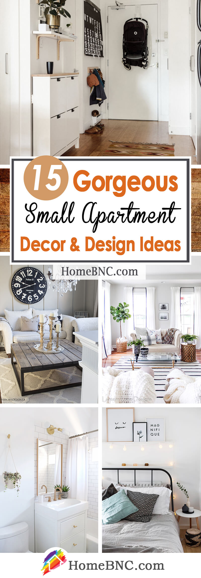 15 best small apartment