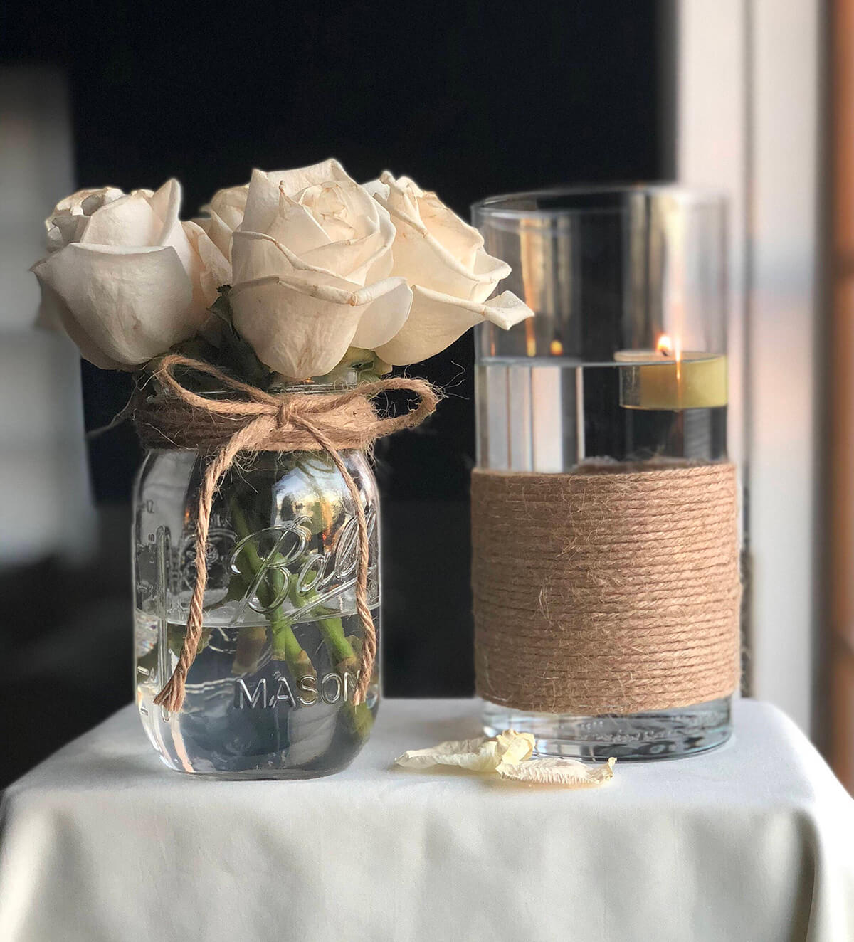 15 Best Mason Jar Table Decoration and Centerpiece Ideas for 2019