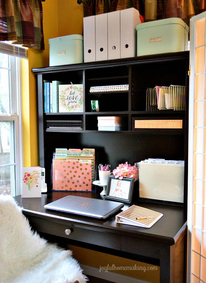 14 Best Home Office Organization Ideas and Projects for 2019