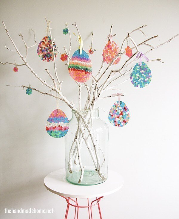 18 Best Easter Egg Tree Ideas and Designs for 2019