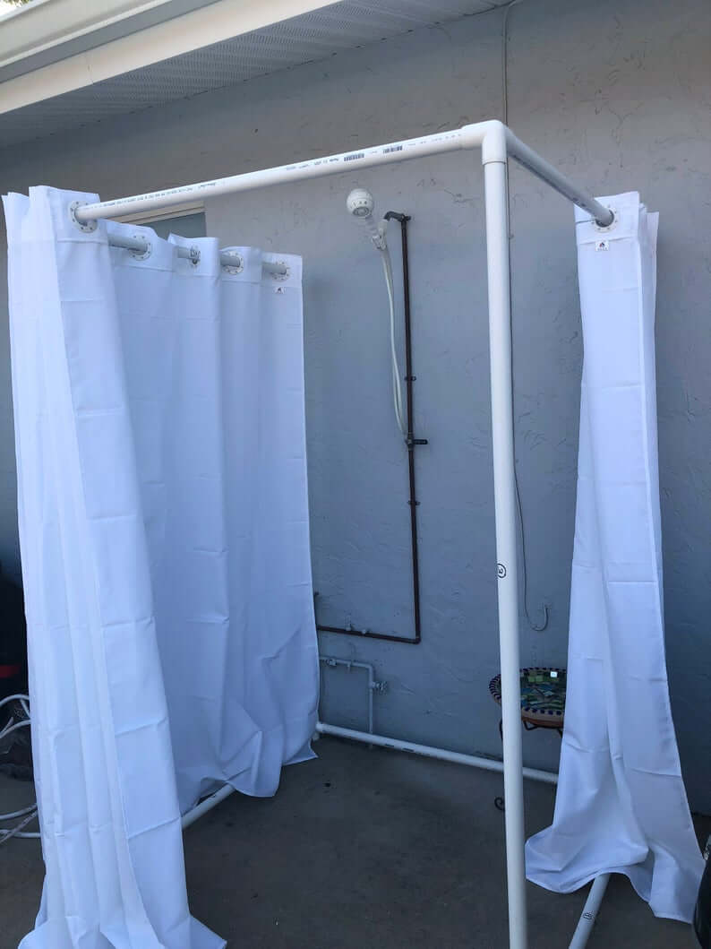 14 best outdoor shower ideas and