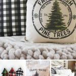 29 Best Christmas Pillows To Find The Perfect Couch Companion In 2020