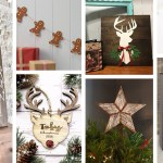 26 Best Wooden Christmas Decorations To Buy In 2021
