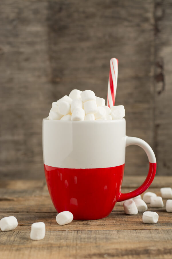 Super Stylish Red Dipped Mug