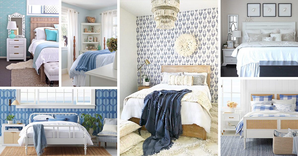 16 best coastal bedroom ideas for an in