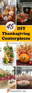 45 Best Diy Thanksgiving Centerpiece Ideas And Decorations For 2020
