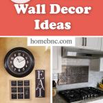 45 Best Kitchen Wall Decor Ideas And Designs For 2021
