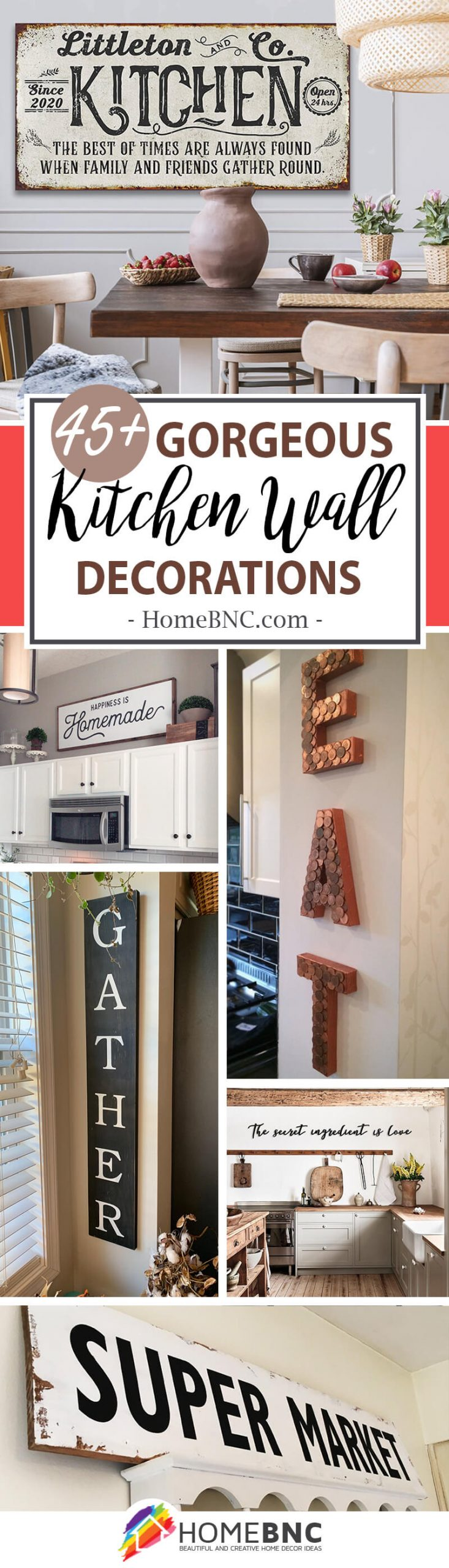 12+ Best Kitchen Wall Decor Ideas and Designs for 12