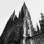 Facade of St. Vitus Cathedral