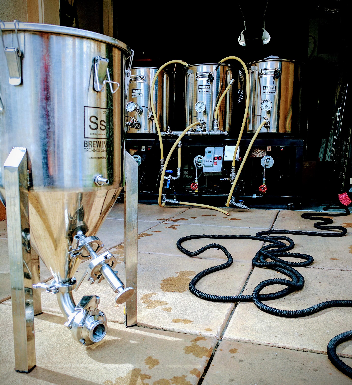 my home brewery setup