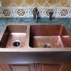Undermount Kitchen Sink Sizes Rustic White Cabinets Before You Buy An Apron Front Sink: Here Are The Pros ...