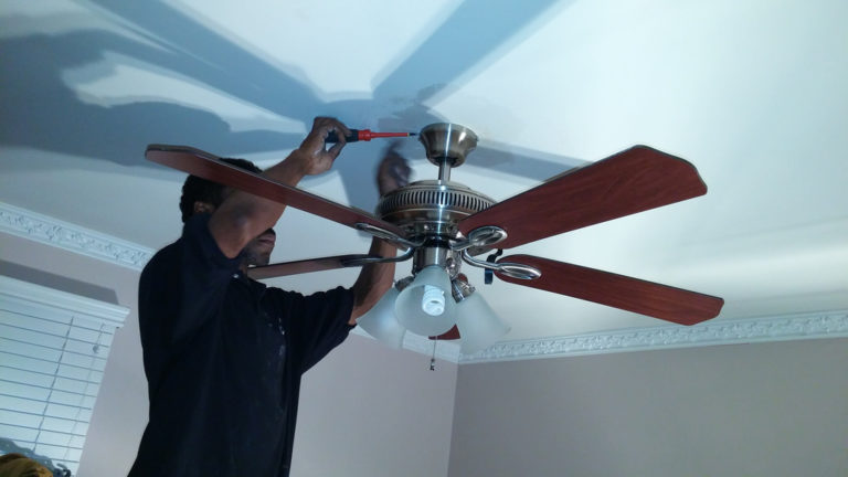 What Does It Cost To Replace A Ceiling Fan